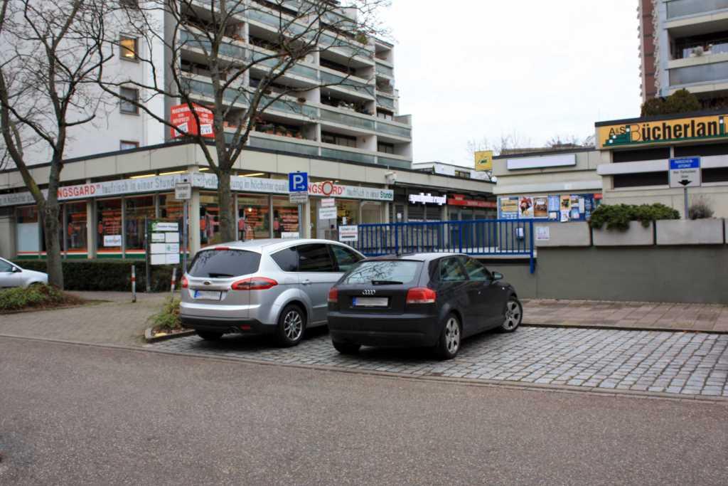 Parkplatz Kingsgard Reinigung in Karlsruhe Oststadt